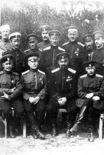 В июне 1910 г федор артурович был назначен командиром 1-й бригады